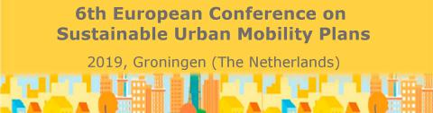 6ª Conferencia Europea sobre Planes de Movilidad Urbana Sostenible